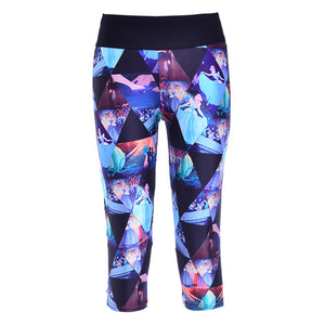 1024 Girl 3D Prints Trousers Leggings Pocket Pants - As Picture 4 / S