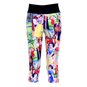 1024 Girl 3D Prints Trousers Leggings Pocket Pants - As Picture 7 / S