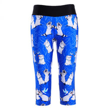 1024 Girl 3D Prints Trousers Leggings Pocket Pants - As Picture 9 / S