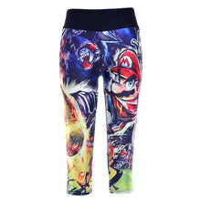 1024 Girl 3D Prints Trousers Leggings Pocket Pants - As Picture 11 / S
