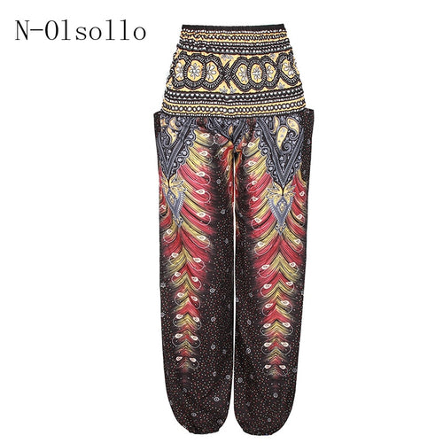 3D Printed Hip Hop Trousers Women Sporting Capris