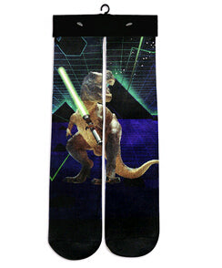 2018 new High 3D wolf tiger socks 3D Sock 1pair