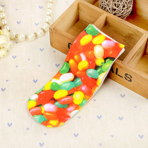3D High Heat Mens Cool Men Color Happy Socks