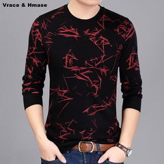 simple 3D New soft quality sweater men M-XXXL