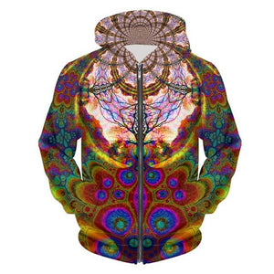3d Earth Sweatshirt Unisex Pullover Dropshipping