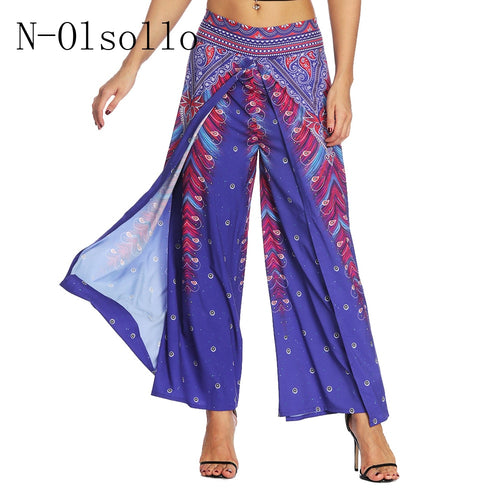 3D Leg Stereoscopic Sense Fashion Office Ladies Trousers