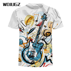 3d T Print Summer Hip Hop best T-shirt Tops Tee Size 3XL