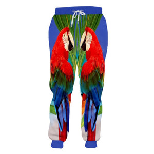 3D And Crayfish Large Size Attire Casual Pants Wholesale