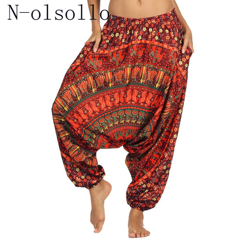 Asia 2018 Fitness Trouser Loose Casual Wide Leg Pants