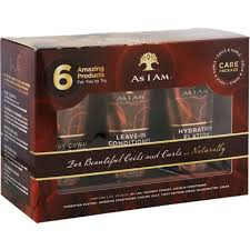 As I Am Coils & Curls Care Package ( Available In-Store Only) - GEMSTONE BEAUTY STORE