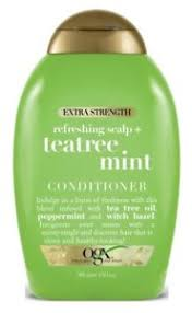 Ogx Extra Strength Refreshing Scalp + Tea Tree Mint Conditioner (Available In-Store Only) - GEMSTONE BEAUTY STORE