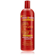 Creme of Nature with Argan Oil Sulfate-Free Moisture & Shine Shampoo ( Available In-Store Only) - GEMSTONE BEAUTY STORE