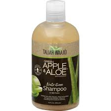 Taliah Waajid Green Apple & Aloe Nutrition Shampoo 12oz ( Available In-Store Only) - GEMSTONE BEAUTY STORE