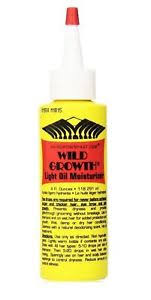Wild Growth Light Oil Moisturizer (Available In-Store Only) - GEMSTONE BEAUTY STORE