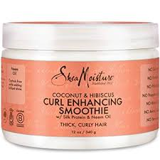 Shea Moisture Coconut & Hibiscus Curl Enhancing Smoothie ( Available In-Store Only) - GEMSTONE BEAUTY STORE