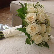 Bridal Bouquet - Deluxe Rose - New York