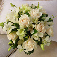 Bridal Bouquet - Traditional - New York