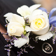 Corsage - Rose - New York