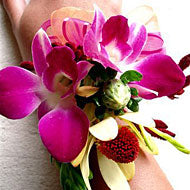 Corsage - Tropical - New York