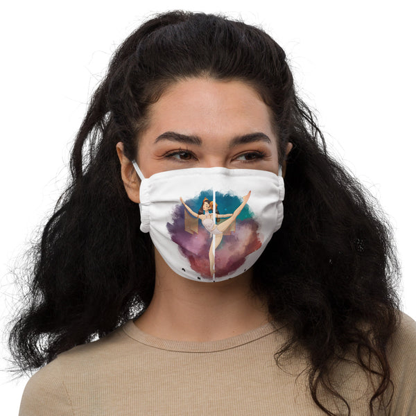 Aries face mask