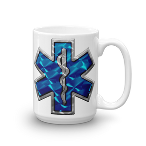 EMT Star of Life Mug