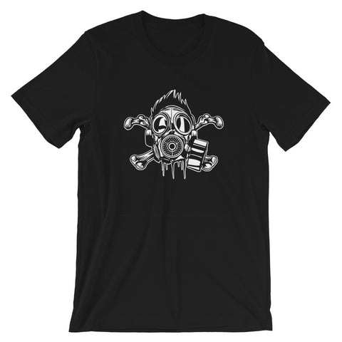 Gas Mask Short-SleeveT-Shirt