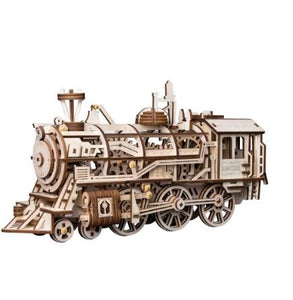 Mechanical Gear Locomotive