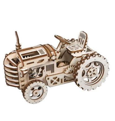 Mechanical Gear Tractor