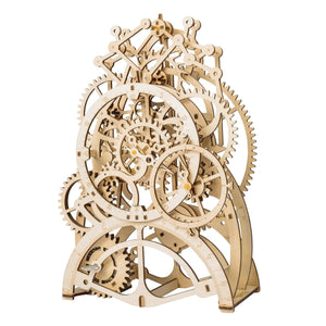 Mechanical Gear Pendulum Clock