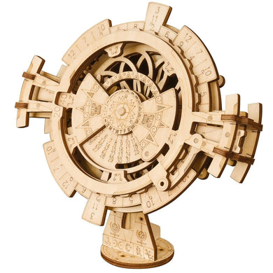 Mechanical Gear Perpetual Calendar