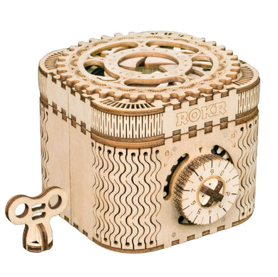 Mechanical Gear Treasure Box