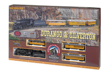 Load image into Gallery viewer, Durango & Silverton - HO Train Set