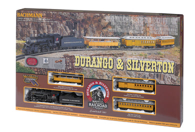 Durango & Silverton - HO Train Set