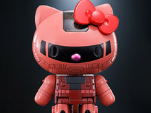 Load image into Gallery viewer, Hello Kitty x Gundam: Chogokin Char's Zaku