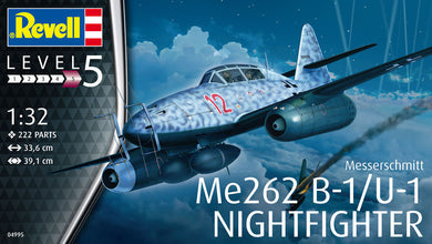 1/32 Messerschmidt Me262 B-1/U-1 Nightfighter