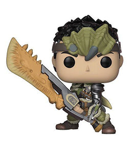 Monster Hunter Male Hunter Funko Pop