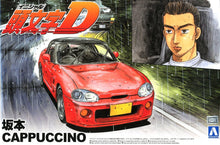 Load image into Gallery viewer, 1/24 Initial D Sakamoto Cappuccino