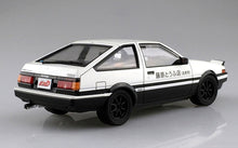 Load image into Gallery viewer, 1/24 Initial D Takumi Fujiwara AE86 Trueno Specification Volume 1