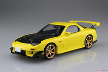 Load image into Gallery viewer, 1/24 Initial D Keisuke Takahashi FD3S RX-7 Project D Specifications
