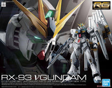 Load image into Gallery viewer, RG 1/144 RX-93 Nu Gundam