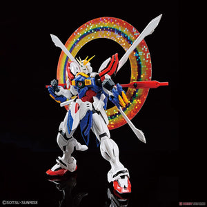 HI-RESOLUTION GOD GUNDAM