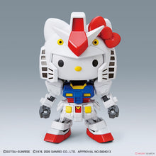 Load image into Gallery viewer, EX-STANDARD HELLO KITTY X RX-78-2 GUNDAM