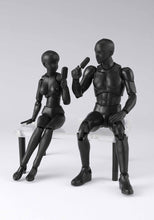 Load image into Gallery viewer, S.H.Figuarts Body-Chan DX set 2 Solid Black