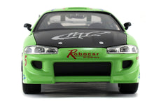 Load image into Gallery viewer, 1/24 Fast & Furious Brian's 1995 Mitsubishi Eclipse