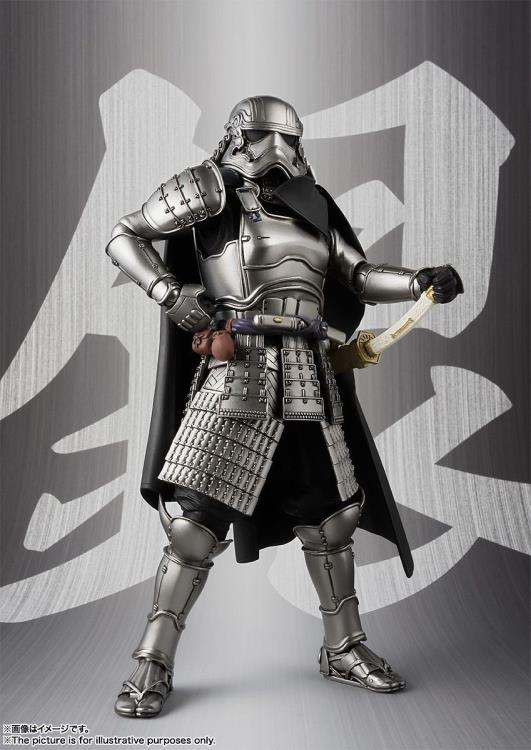 Star Wars Movie Realization Ashigaru Taisho Captain Phasma