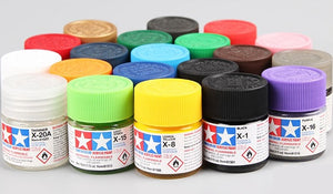 Tamiya 10ml Acrylic Gloss Paint