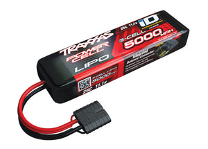 5000mAh 11.1v 3-Cell 25C LiPo Battery (2872X)