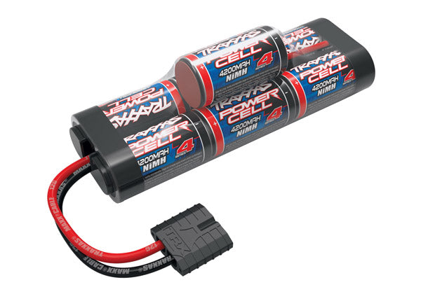 4200mAh (NiMH, 7-C hump, 8.4V) Battery, Series 4 Power Cell (2951X)