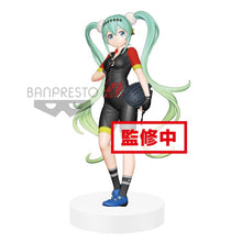 Load image into Gallery viewer, Banpresto EXQ Hatsune Miku Racing 2018