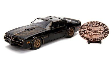 1:24 1977 Pontiac Firebird Smokey and the Bandit